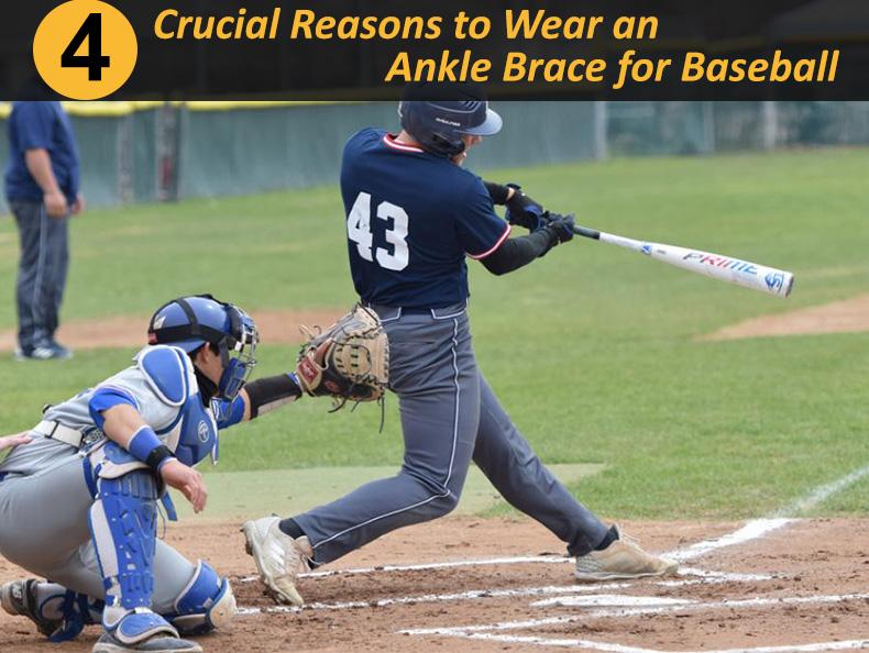 ankle brace for baseball