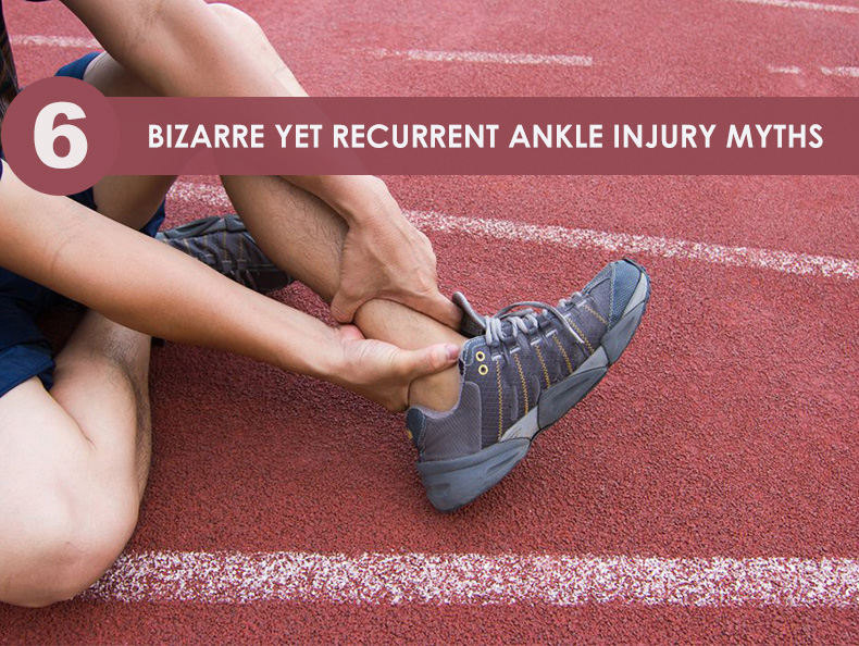 ankle injury myths