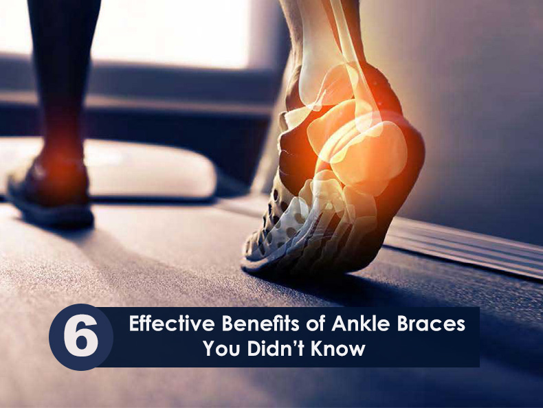 benefited of ankle braces