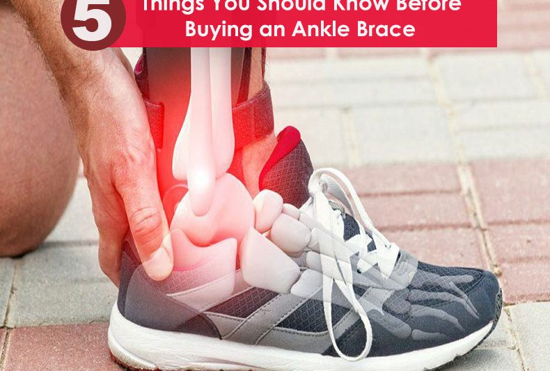 before buying ankle brace