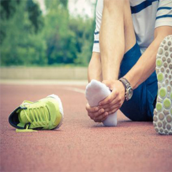 Ankle Stress Fractures