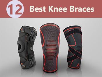 elastic knee brace